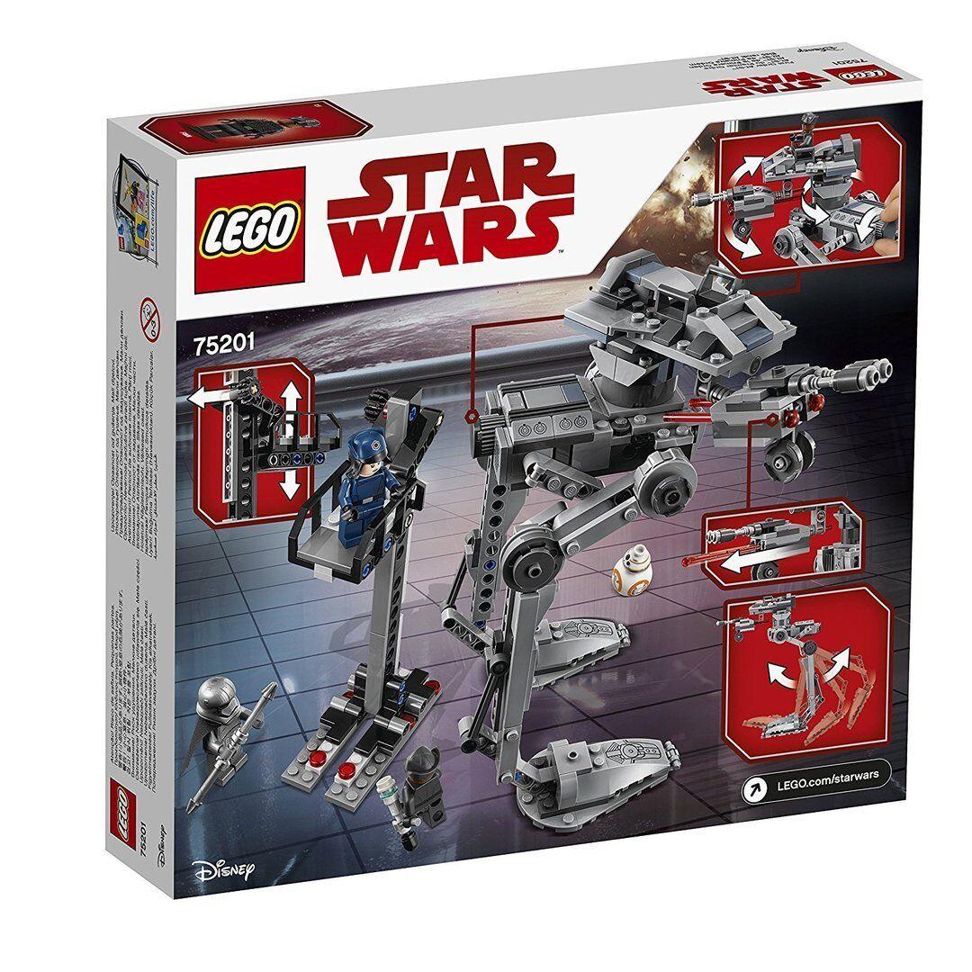 Lego 75201 - Star Wars  Primera Orden AT-ST - NUEVO