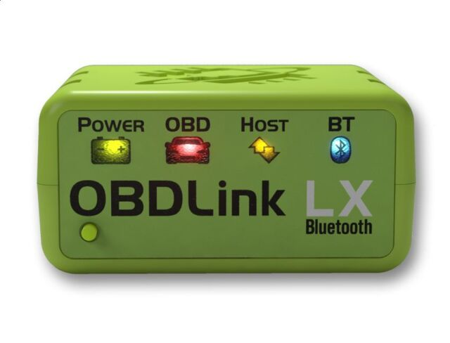 OBDLink LX - FREE 2-DAY PRIORITY SHIPPING - Bluetooth OBD2 ii module,  Scan Tool