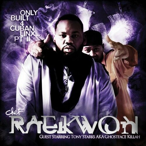 Raekwon - Only Built For Cuban Linx Part Ii [New Vinyl] Purple