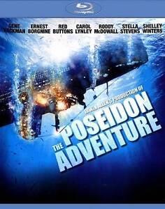 Poseidon Adventure Blu-ray New, Free shipping