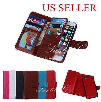 Flip Leather Wallet Handbag Phone Case For iPh 6, 6Plus,Samsung S6 S6 Edge S5 N4