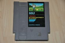 Nintendo NES Spiel Modul - Golf - European Version