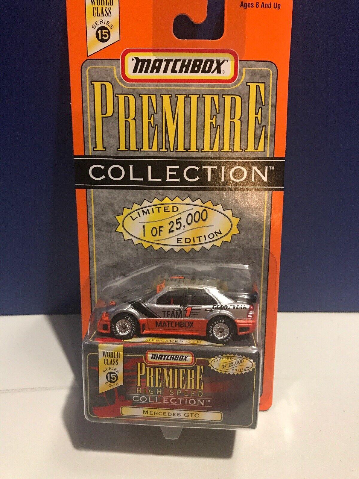 Matchbox Premiere Collection 1 64 64 64  1 of 25,000 World Class Bundle. Nissan 300zx. 988ab5
