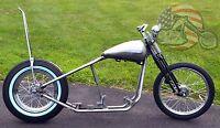 Speedster Shovelhead Chopper Rigid Bobber Harley Rolling Chassis Frame Big Twin