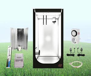Secret Jardin Hydro Shoot 100 Growzelt 150 Watt Beleuchtungsset Grow NDL