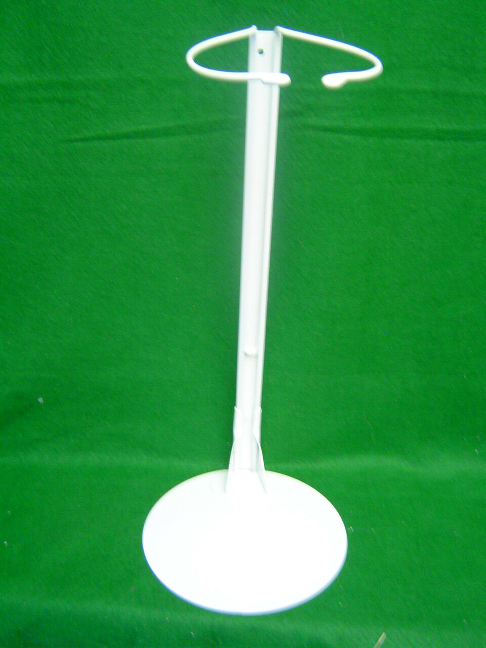 Doll Stand Light Grey Metal for Dolls and Teddy Bears 32-42 inches store New