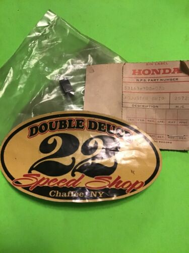 GENUINE Honda NOS 53163-300-020 ADJUSTER THROTTLE GRIP