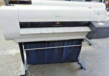 Canon Imageprograf Ipf710 36 Wide Large Format Big Inkjet Printer Plotter As Is