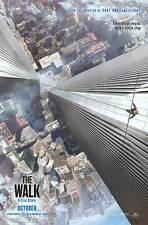 "THE WALK ""B"" 11x17 PROMO MOVIE POSTER"