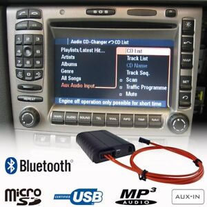 Bluetooth-USB-Adapter-For-Porsche-911-Boxster-Cayman-Cayenne-PCM-2-0-2-1-Car-Kit