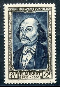 STAMP-TIMBRE-FRANCE-NEUF-N-930-CELEBRITE-GUSTAVE-FLAUBERT