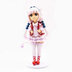 Anime Miss Kobayashi/'s Dragon Maid Kanna Kamui Figure 1//6 PVC Toy In Box