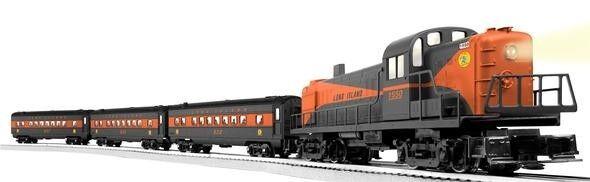Lionel 30189 Long Island Rail Road Passenger Set Set Set (Conv. RS-3 Diesel  1550) new 831f0c
