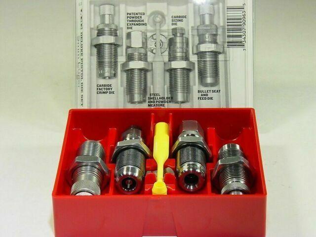 Lee Precision Reloading Powder Thru Charging Die .44 Special//.44 Magnum 90583