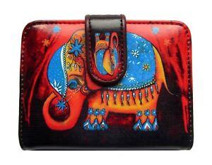 Details Zu Kreativ Elefant Kreditkartenetui Graffiti Visitenkartenetui Kunstleder