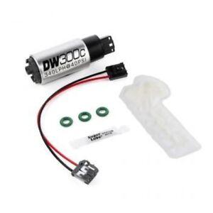 DeatschWerks 9-301-0846 DW300 340lph Fuel Pump For 1994-01 Integra 1992-00 Civic