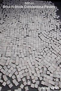 500-1-48-1-35-Brick-N-Block-Cobblestone-Diorama-Model-Multi-scale-Accessories
