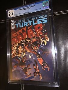 Teenage-Mutant-Ninja-Turtles-95-CGC-9-8-Cover-A-1st-Print-Jennika-TMNT-NM-2019