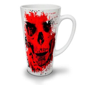 Laugh Face Skeleton NEW White Tea Coffee Latte Mug 12 17 oz | Wellcoda