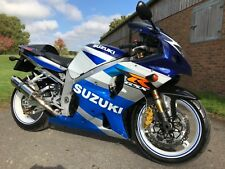 SUZUKI GSX - R 1000 K2 ~ 2002~ 52 reg~ AUCTION