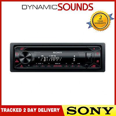 Usb//Aux Sony MEX-N4200BT Estéreo Bluetooth Manos Libres BMW 3 serie E46 reproductor de CD