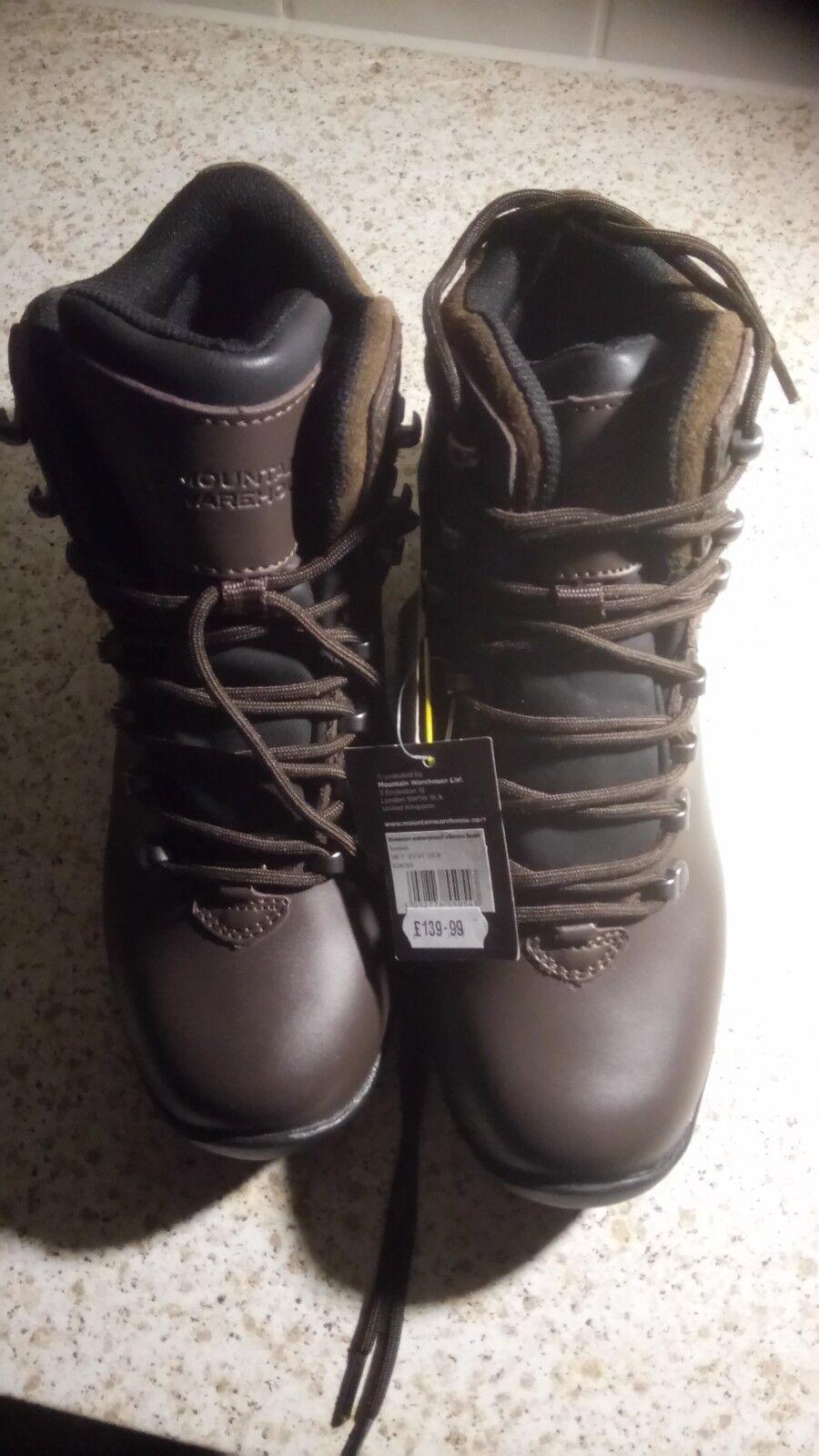 boots xs trek. Breacon (size 7) Vibram waterproof. nqcwci15207-Women ... 03e211903c1