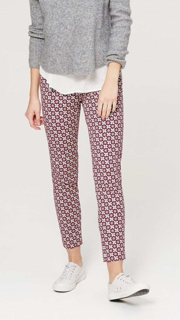 Ann Taylor LOFT Petalwork Essential Skinny Ankle Pants in Julie Fit Various Größe