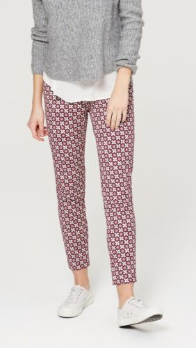 Ann Taylor LOFT Petalwork Essential Skinny Ankle Pants in Julie Fit Various Size