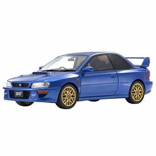 salida para la venta Kyosho Samurai 1 18 Subaru Impreza 22B Sti Sti Sti versión azul KSR18033BL EMS de seguimiento  comprar marca