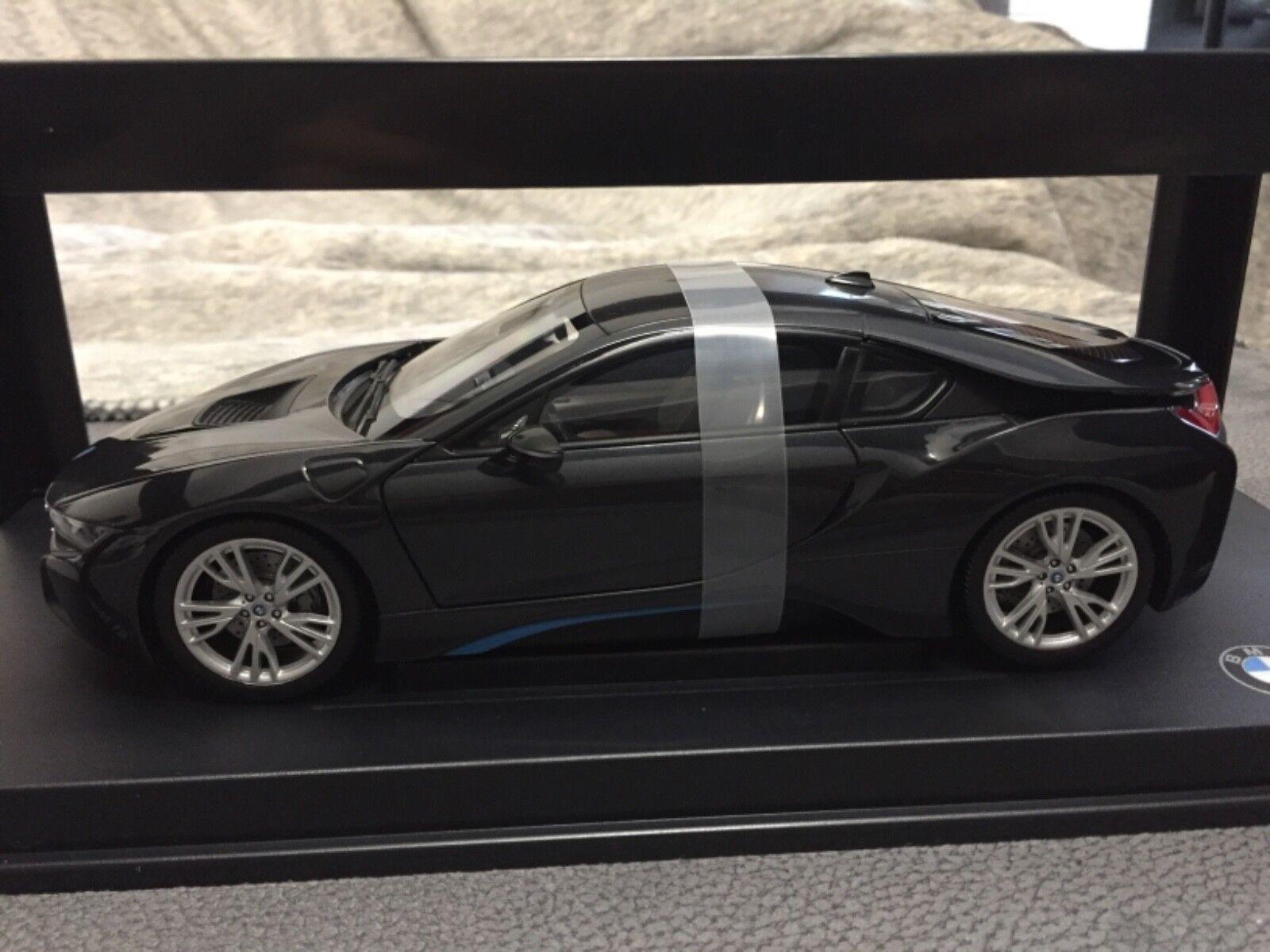 fabbrica diretta BMW i8 GRIGIO 1 1 1 18  promozioni di squadra