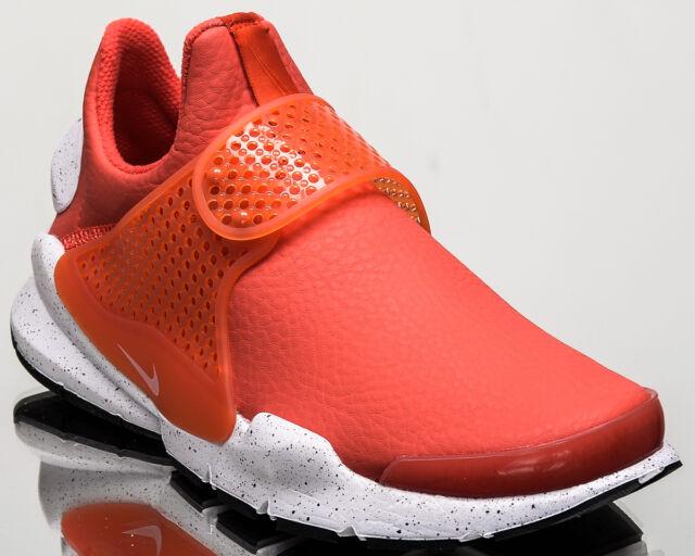 quality design 96111 d3b1d Nike WMNS Sock Dart Premium women lifestyle sneakers NEW max orange  881186-800