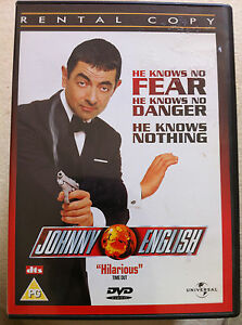 Johnny-English-DVD-2003-British-Spy-Comedy-Movie-Rental-Version