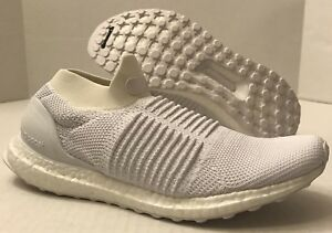 Mens Newest Styles adidas Ultraboost Laceless Shoes [Grey