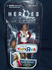 Heroes Fire Rescue Claire Bennet  6' Figure Toys R Us Exclusive Mezco 2007 NIB