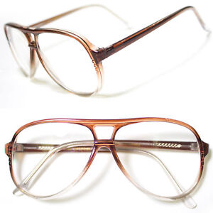 PLASTIC-LARGE-FASHION-AVIATOR-FULL-READING-GLASSES-POWERS-1-50-3-00-READERS