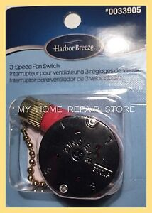 harbor breeze pull chain wiring diagram free s&h! harbor breeze 3 speed ceiling fan pull chain 4 ... #15