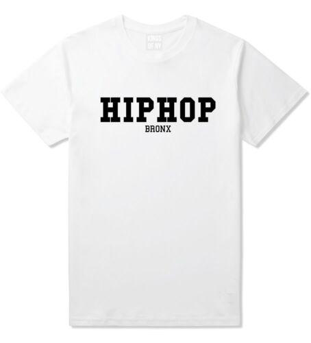 Kings of NY HipHop The Bronx T-Shirt Hip Hop BX Started Originators Music Dj Rap