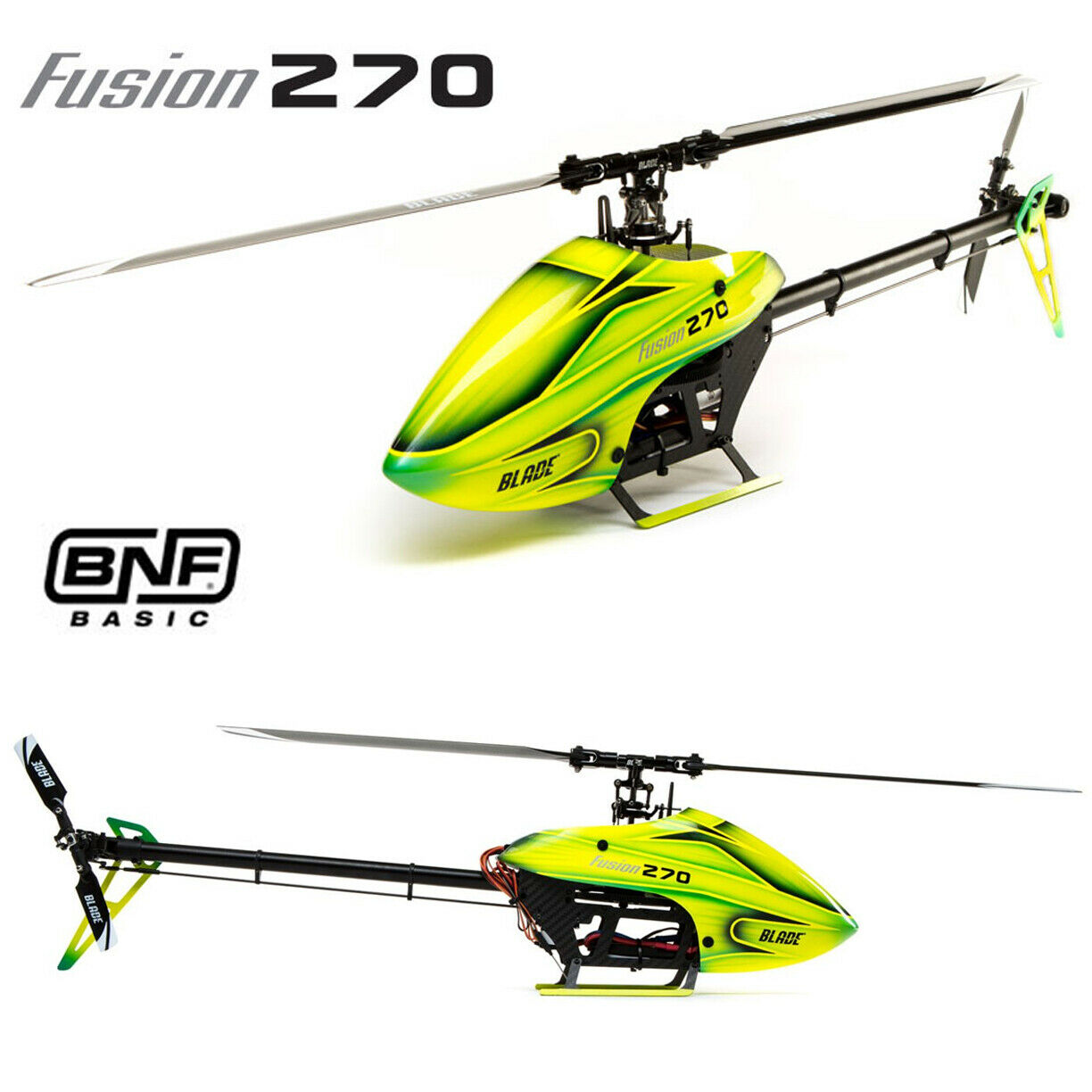Blade BLH5350 Fusion 270 BNF Basic Helicopter BIND AND FLY HELI