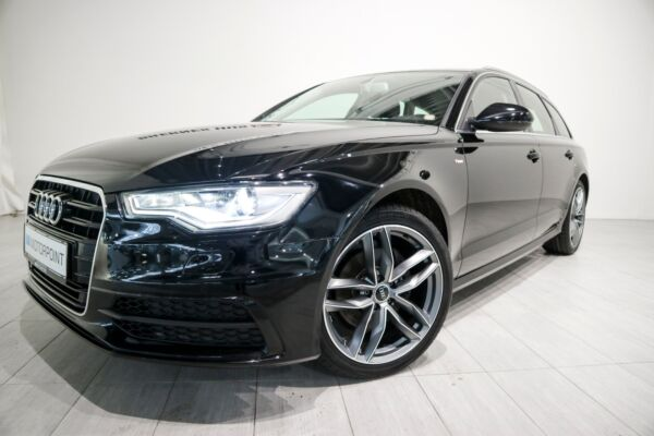 Audi A6 3,0 TDi 204 S-line Avant Multitr. - billede 1