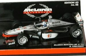 Minichamps-014304-0343-15-974310-984307-McLaren-F1-Modelo-Coches-D-Coulthard-1-43rd
