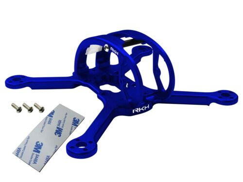 Blue EMAX Babyhawk R Pro Rakonheli CNC Aluminum 2.5inch Kit