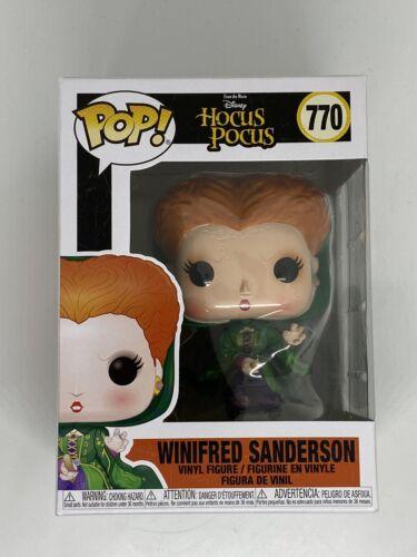 Funko Pop Winifred Sanderson Hocus Pocus 770 Disney Movies