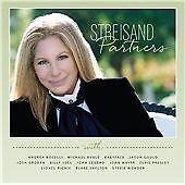 Barbra Streisand - Partners (2014)  CD  NEW  SPEEDYPOST