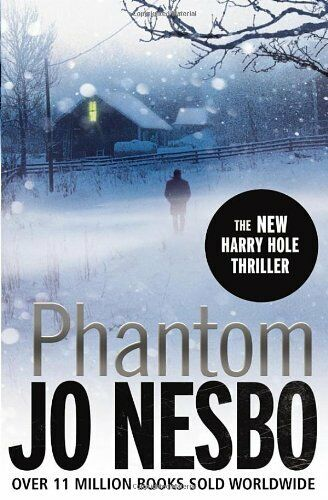 Phantom: Harry Hole 9,Jo Nesbo, Don Bartlett