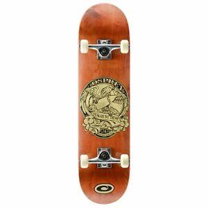 Osprey-Double-Kick-Skateboard-31-039-In-Skate-We-Trust-039-Complete-Trick-Stunt-Park