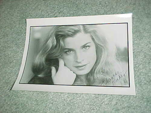Blanche Baker Autographed Signed Photo Actress Emmy Award