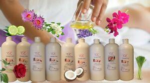 Aroma Massageöl, Duft Auswahl, für Massagen, Wellness, Physiotherapie, SPA, etc.