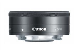 Canon-EFM-22mm-F2-STM-Wide-Angle-Pancake-Lens-Brand-New