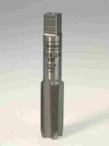 "Hanson 1463 High Carbon Steel Machine Screw Fractional Plug Tap 7//8/""-14 Nf"