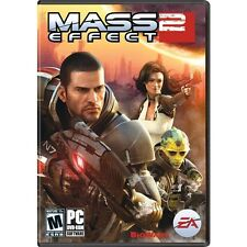 Mass Effect 2 US Version for PC Brand New Factory Sealed